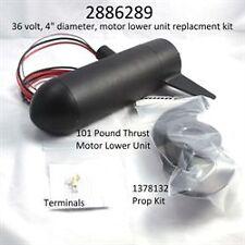 MINN KOTA MAXXUM 101 POUND TROLLING MOTOR LOWER UNIT ASSEMBLY PN# 2886289