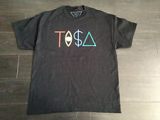TISA T-SHIRT TI$A  - BLACK SNAPBACK TYGA LAST KINGS BIG SEAN