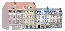 Faller 130915; 4 Häuser Häuserzeile Goethstraße 500x180x245 NEU&OVP
