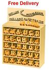 Brand New Wooden Alphabet Name Train Letters Personalised Names as Children Gift