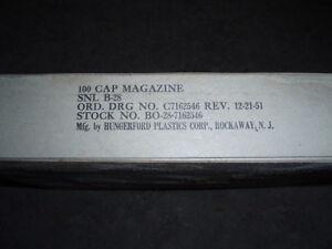 100 BOUCHONS CAOUTCHOUC,USM1,TIR,TAR,USA,WWII