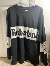 Mastermind X Timberland Long Sleeve Shirt - Black JAPAN LARGE