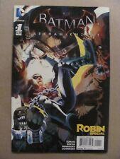 Batman Arkham Knight Robin Special #1 DC Comics 2015 One Shot 9.4 Near Mint