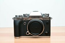 Fujifilm X-T3 Digital Camera, Body with 2 Extra Batteries, Grip and SD Cards
