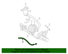 GENUINE FORD POWER STEERING RETURN LINE P/S HOSE 9W7Z-3A713-D PS CROWN VICTORIA