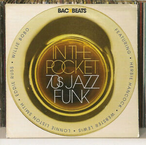Various Artists – In The Pocket - 70s Jazz-Funk. Label: Harmless – BACKB040