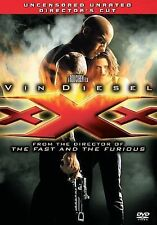 xXx New Sealed 2 Dvd Uncensored Unrated Director's Cut Vin Diesel Free Shipping!