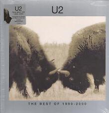 U2 Best Of 1990-2000 DOUBLE LP VINYL Europe Island 2018 16 Track Remastered
