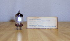 JAN 5696 Chatham Thyratron  Tube NOS 2/59 Quantity  TESTED