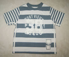 Next Girls' Striped Short Sleeve Sleeve T-Shirts, Top & Shirts (2-16 Years)