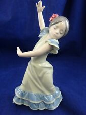 Lladro 5192 - Lolita Flamenco Dancer - Hand Made in Spain - A1