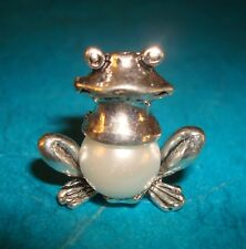 Bead Cap Jewelry Finding Frog Charm Kermit the Frog Bead Frame Jewelry Making