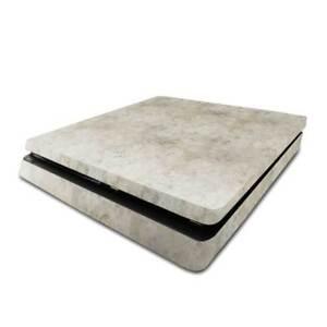 Marbled Concrete PS4 Slim Skin / PlayStation 4 Slim PS4 Slim Skin Sticker Cover