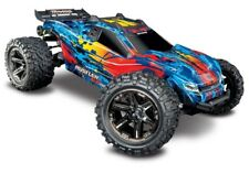 Traxxas Rustler 4x4 VXL Brushless 1/10 4WD Stadium Truck TQi RTR - 67076-4