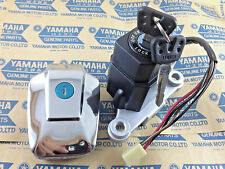 Yamaha RX135 RX-S RXS RXK RX100 RX-King Ignition Switch Fuel Tank Cap Set Lock