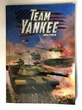 Team Yankee A5 Regelbuch - Taschenbuch