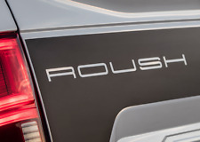 Ford F150 Roush Truck Style Letters Vinyl Decal Sticker Body Wrap Window Graphic Fits Focus
