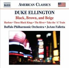 Duke Ellington: Black, Brown and Beige (CD, Jan-2013, Naxos (Distributor))