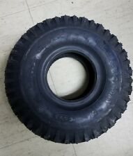 2) NEW 4.10x3.50-4 Stud Tires  Go-Kart, Snow Blower, Dolly, Snapper