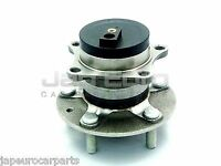 For MAZDA CX7 2WD 06-12 REAR WHEEL HUB BEARING WITH ABS COMPLETE 1 YR WARRANTY