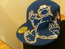 Sesame street Cookie Monster  Cap Size Med with original sticker