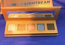 Urban Decay lightbeam light beam eyeshadow palette new NIB authentic LIMITED ED
