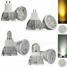 1-8X 3W-9W GU10 E27 E14 MR16 LED COB Lampe Strahler Spot Reflektor Leuchtmittel
