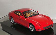 Hot Wheels Elite 1/43 Ferrari 612 Scaglietti V8375 Red
