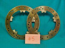 HD V-rod Front Rotors '02- '05 Stock #5 VRSCA VRSCB vrod v rod VROD