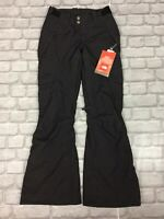THE NORTH FACE LADIES UK XS BLACK GO GO CARGO SKI PANTS TROUSERS RRP £140 AD