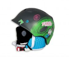 NEW Shred Ski Snow Kids Junior Helmet HELMUT JR Shred Universe Size S (46/53cm)