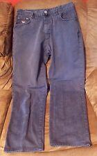 Men's Gant Jeans Vintage Made In Italy Five Pocket Jeans Measure 34X31.5