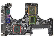 Apple Macbook Pro RETINA -  RIPARAZIONE SCHEDA LOGICA - AUDIO - VIDEO - CONN.