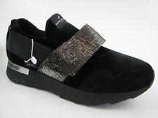 Daniel Hechter 927-29361 Damen Sneaker schwarz Leder Gr.37