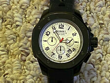 Kyboe! The Original Giant 48 Men's Chronograph Watch Black