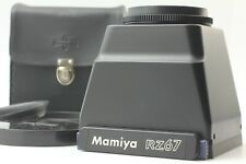[N. Mint in Case] Mamiya RZ67 AE Chimney Finder Magnifying Hood From JAPAN
