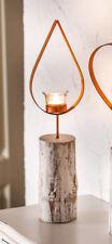 Teelichtsäule Kerze, Windlicht, Teelichthalter, Kerzenhalter