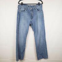 Polo Ralph Lauren Mens Denim Blue jeans Size 34X30 Straight leg Cotton