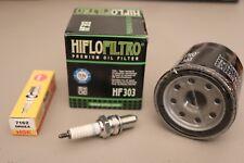 Yamaha Kodiak YFM 400 450 Tune Up Kit NGK Spark Plug Oil Filter YFM400 YFM450