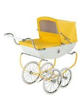 Silver Cross yellow doll metal pram NEW !!!