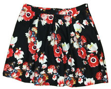 CITY CHIC -Ladies Floral Print , Lined ,mid-length Skirt - L. (20)