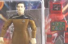 TNG Lt Comm DATA IN DRESS UNIFORM 94 Star Trek Next Gen Sealed Playmates Figure