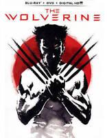 The Wolverine (Blu-ray/DVD, 2013, 2-Disc Set)