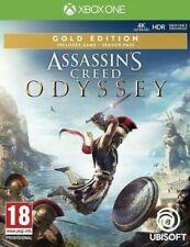 ASSASSIN'S CREED ODYSSEY GOLD EDITION Xbox One / LEGGI/READ DESCR