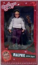 "RALPHIE w/ RED RYDER BB GUN A Christmas Story 5"" Clothed Movie Figure Neca 2017"