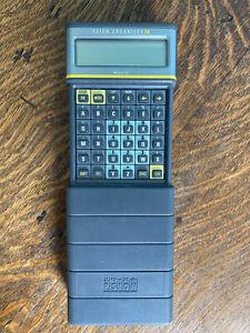 Retro Psion Organiser 2 II Model XP