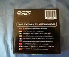 "OCZ Storage Solutions OCZACSSDBRKT2 3.5"" SSD Desktop Adapter Bracket"