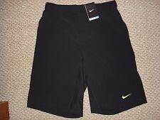 NWT Nike NADAL 2010 Open Vamos Woven Tennis Shorts Federer 404677-010 Med RARE