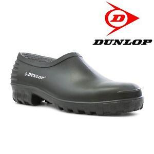 Mens Ladies Dunlop Wellingtons Wellies Garden Clog Waterproof Mucker Boots Shoes