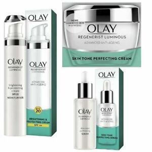 Olay Regenerist Luminous Advanced Anti-Ageing Cream & Serum, BRAND NEW